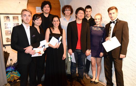 Lauréats Riddes 2015